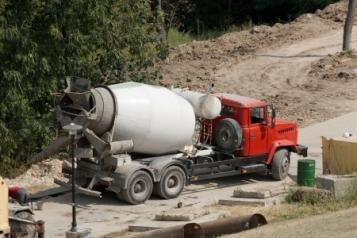 cement mixer 2